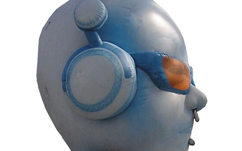 Balloon Stuffer Machine
